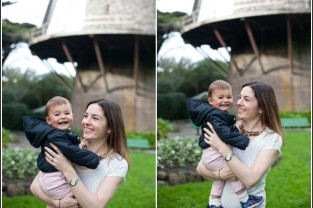Golden Gate Park Family Photography - Marcie Lynn Photography