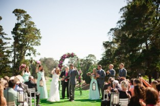 Seascape Golf Course Wedding